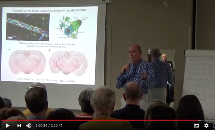 Conf Prof Marc Henry Ouverture de la Barrière Hémato-Encéphalique